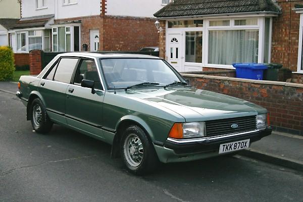 1981 Ford Granada Consort 2.3: wikipedia