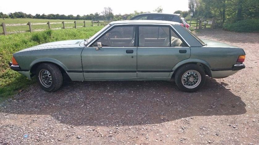 1982 Ford Granada Consort