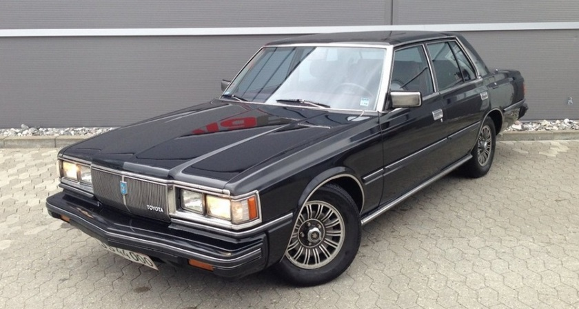 Here is a clearer look at the car from another view. This one is a former Danish ministerial car, now sold. The image is from www.bilbasen.dk
