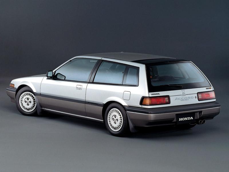1986 Honda Accord Aerodeck