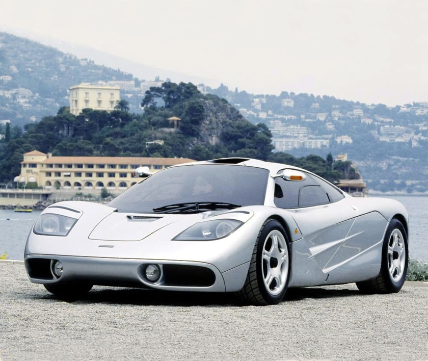 1992 McLaren f1: luxury4play.com