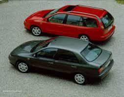1996 Fiat Marea: www.autoevolution.com