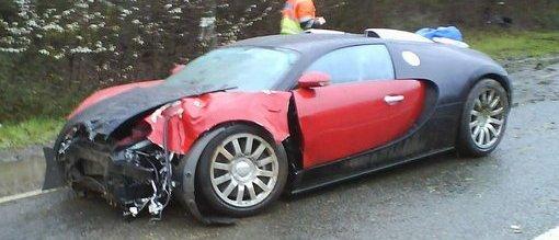 2005 Bugatti Veyron: motorauthority.com