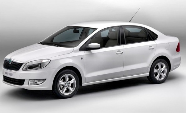 2015 Skoda Rapid. Good side views of this car are thin on the ground.