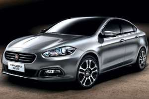 Haven't we one of these already, Sergio: a Fiat Viaggeo saloon, to be made in China.
