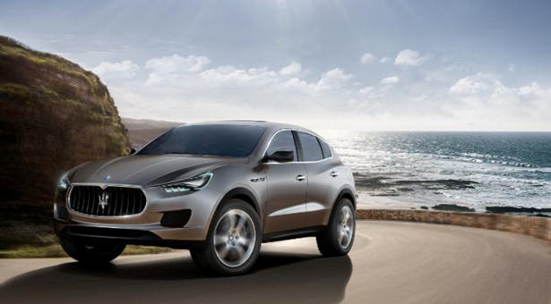 2016 Maserati Kubang or Levante: motorauthority.com