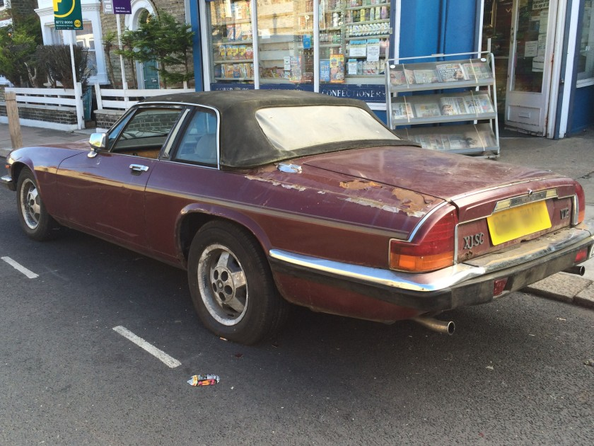 Old XJ-S A