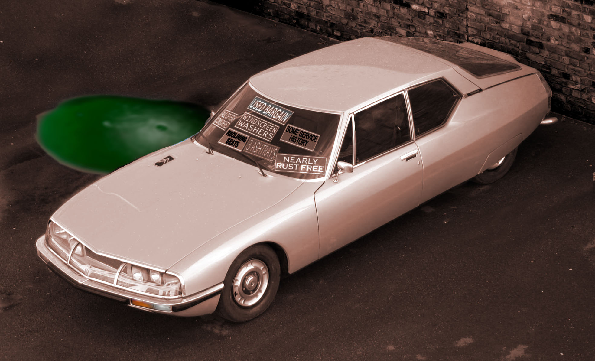Theme : Secondhand – On The Romance Of Certain Old Cars – Driven To ...