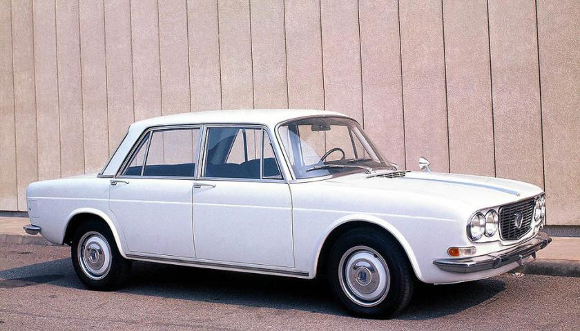 1961-1971 Lancia Flavia saloon