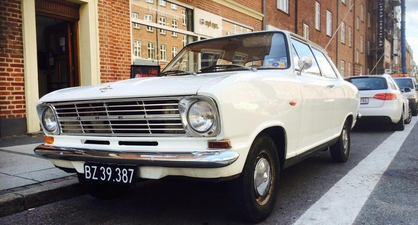 1963-1973 Opel Kadett