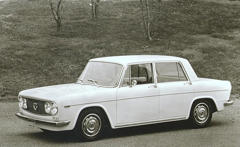 1963 Lancia Fulvia GT: autoviva.com