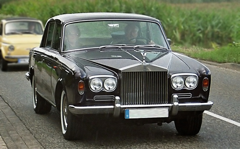 1965 Rolls Royce Silver Shadow: wikipedia