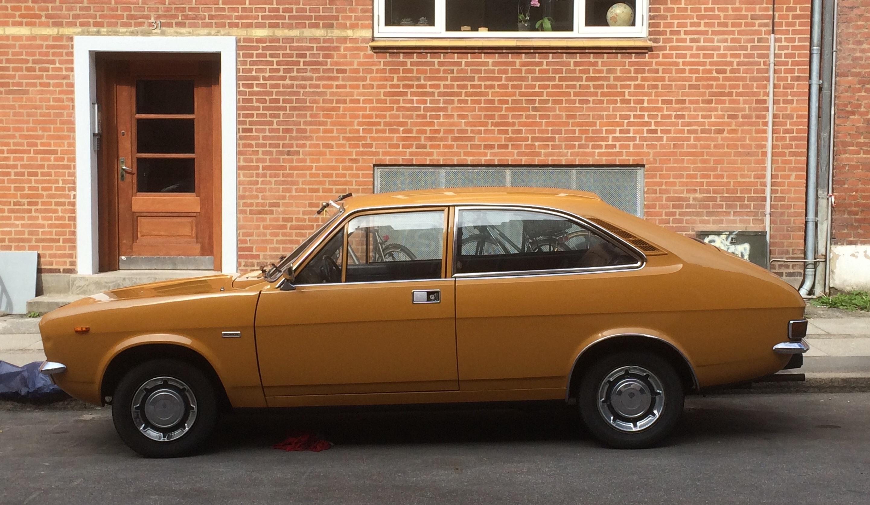 A photo for Sunday: 1971-1979 Morris Marina 1.3 Super ...