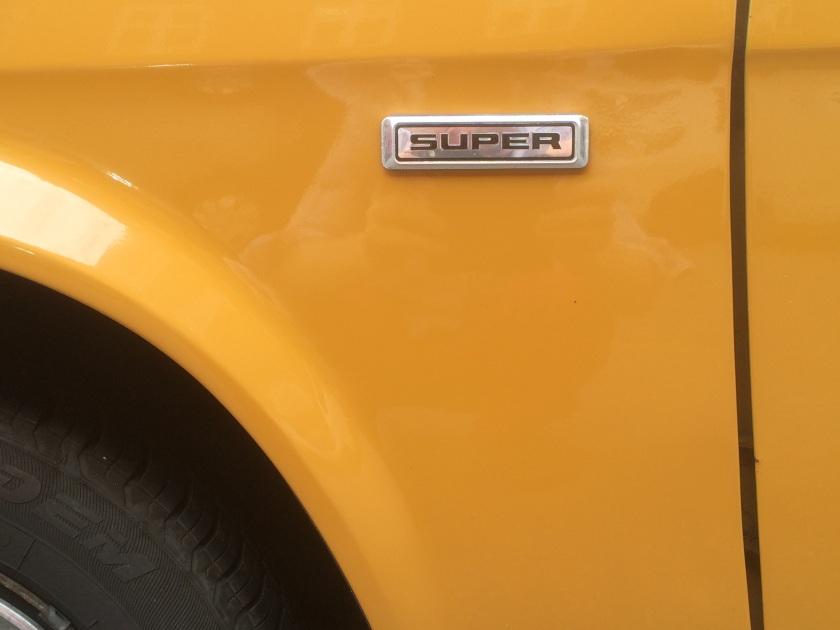 Super - 1971 Morris Marina 1.3 coupe.