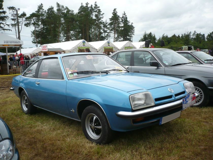 1976 Buick Opel Manta