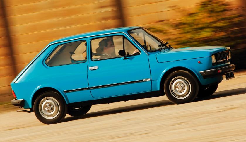 1977 Fiat 127: drive-my.com