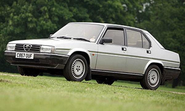 1984 Alfa Romeo 90: carbaze.com