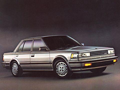 1985 Nissan Maxima 4DSC: tomsforeign.com