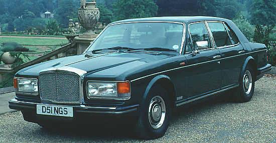 1987 Bentley Eight: rrab.com