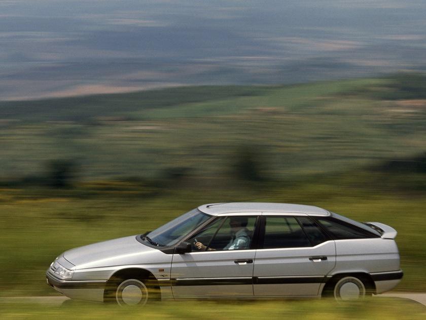 1989 Citroen XM: oppositelock.kinja.com