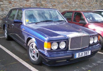 1998 Bentley Turbo RT: www.rrsilverspirit.com