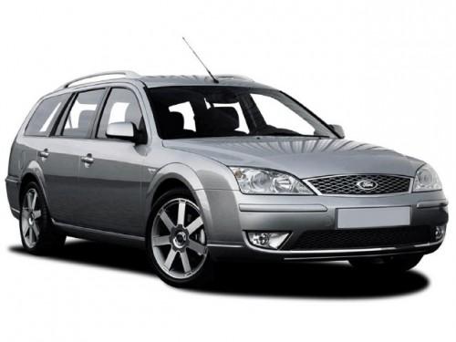 2001 Ford Mondeo estate: carbaze.com