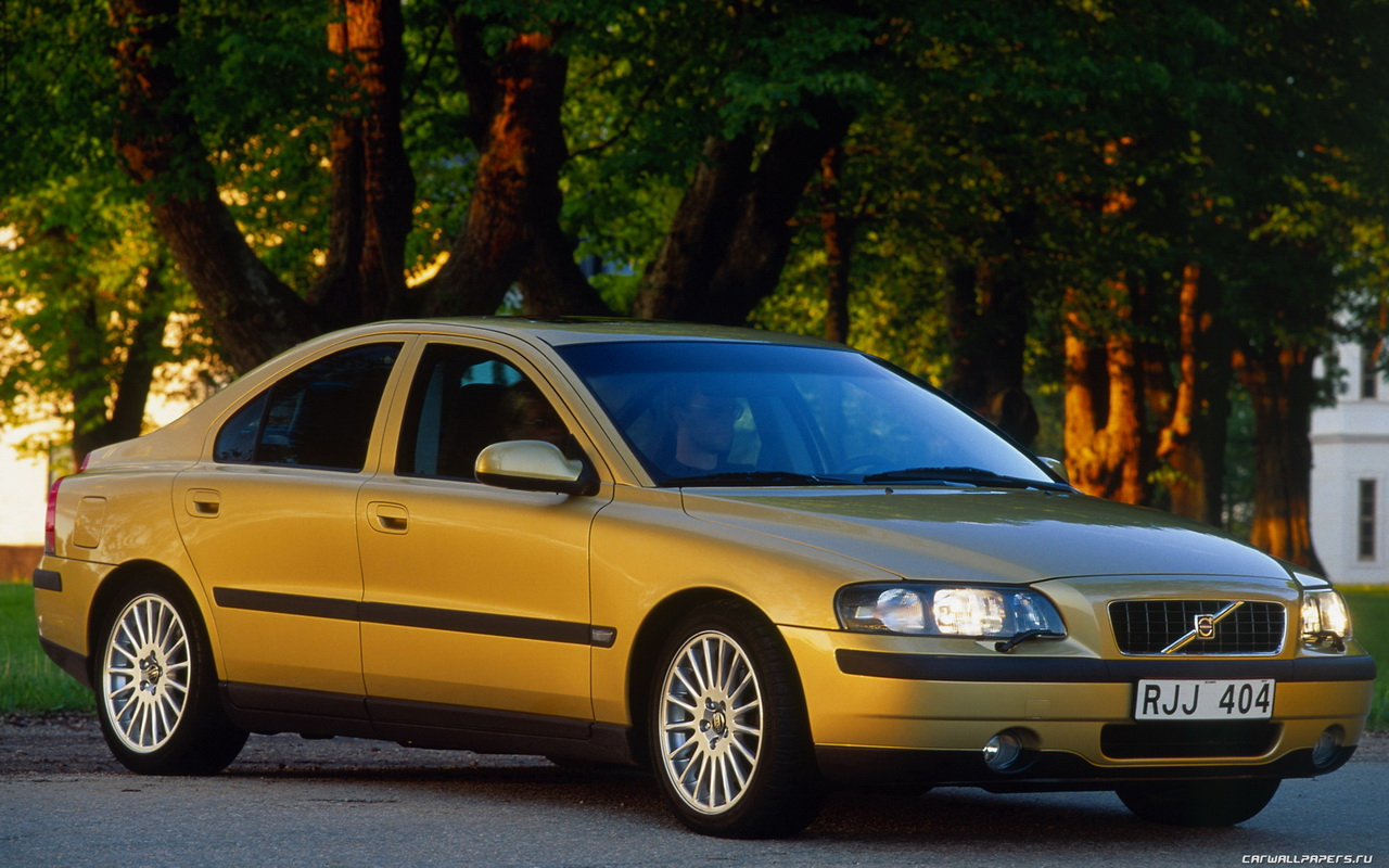 Looking Back: 2001 Volvo S60 – Driven To Write