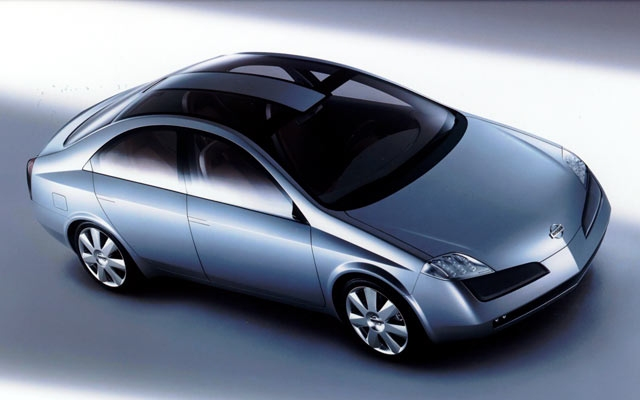 Nissan Fusion concept car: www.thecarconnection.com
