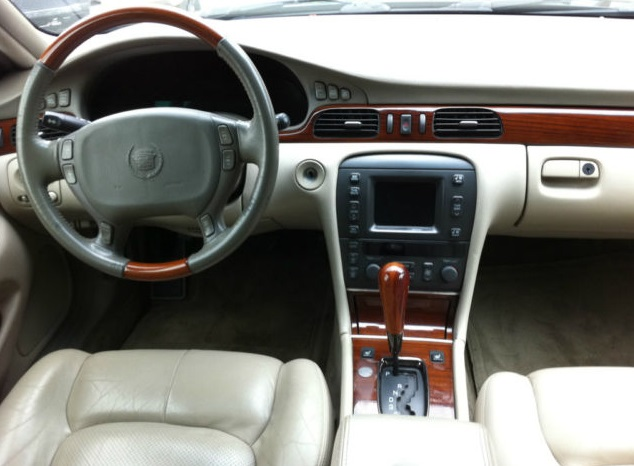 Looking Back 2000 Cadillac Seville Sts Driven To Write