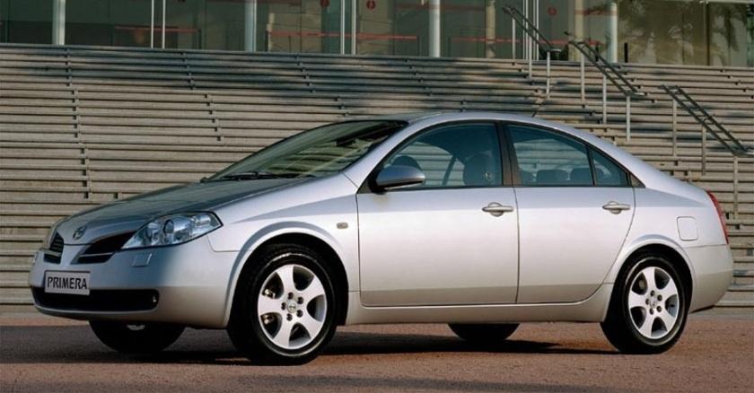 2001 Nissan Primera: autoevolution.com