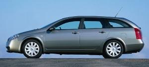 2002 Nissan Primera estate: autoevolution.com