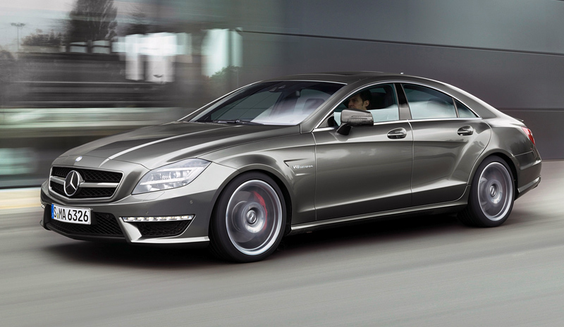 2011 Mercedes-Benz CLS 63 AMG top car rating and specifications