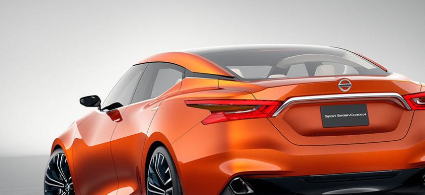 2014 Nissan Sport Sedan (everyone calls it the next Maxima): nissanusa.com