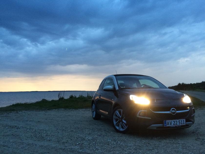 2015 Opel Adam