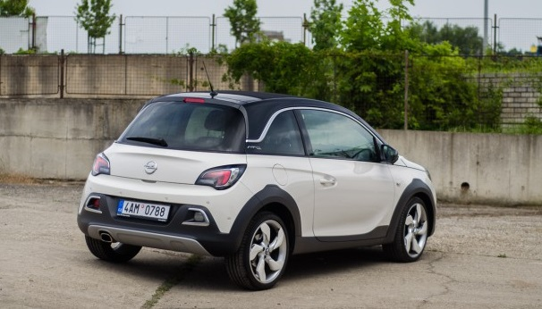 2015 Opel Adam Rocks: the Truth About Cars