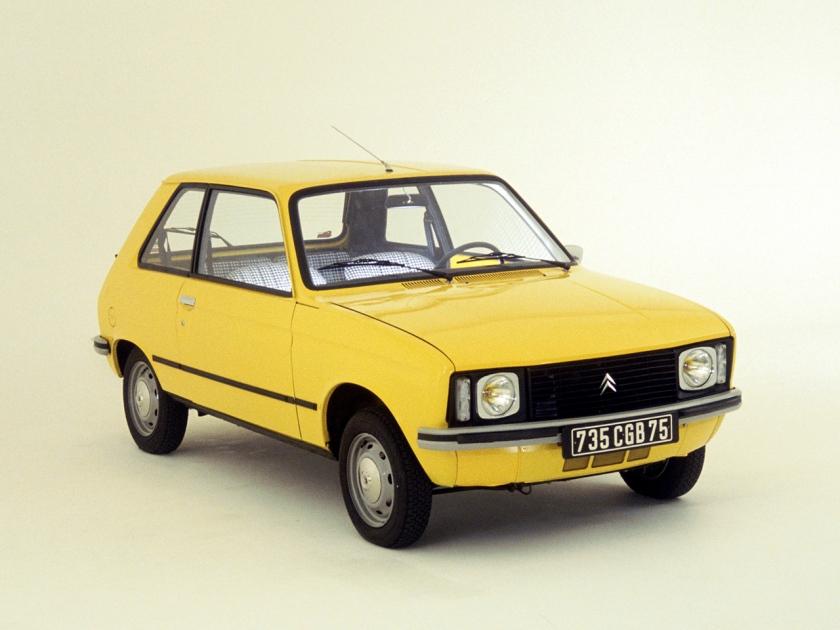 Ceci n'est pas une Citroën #1