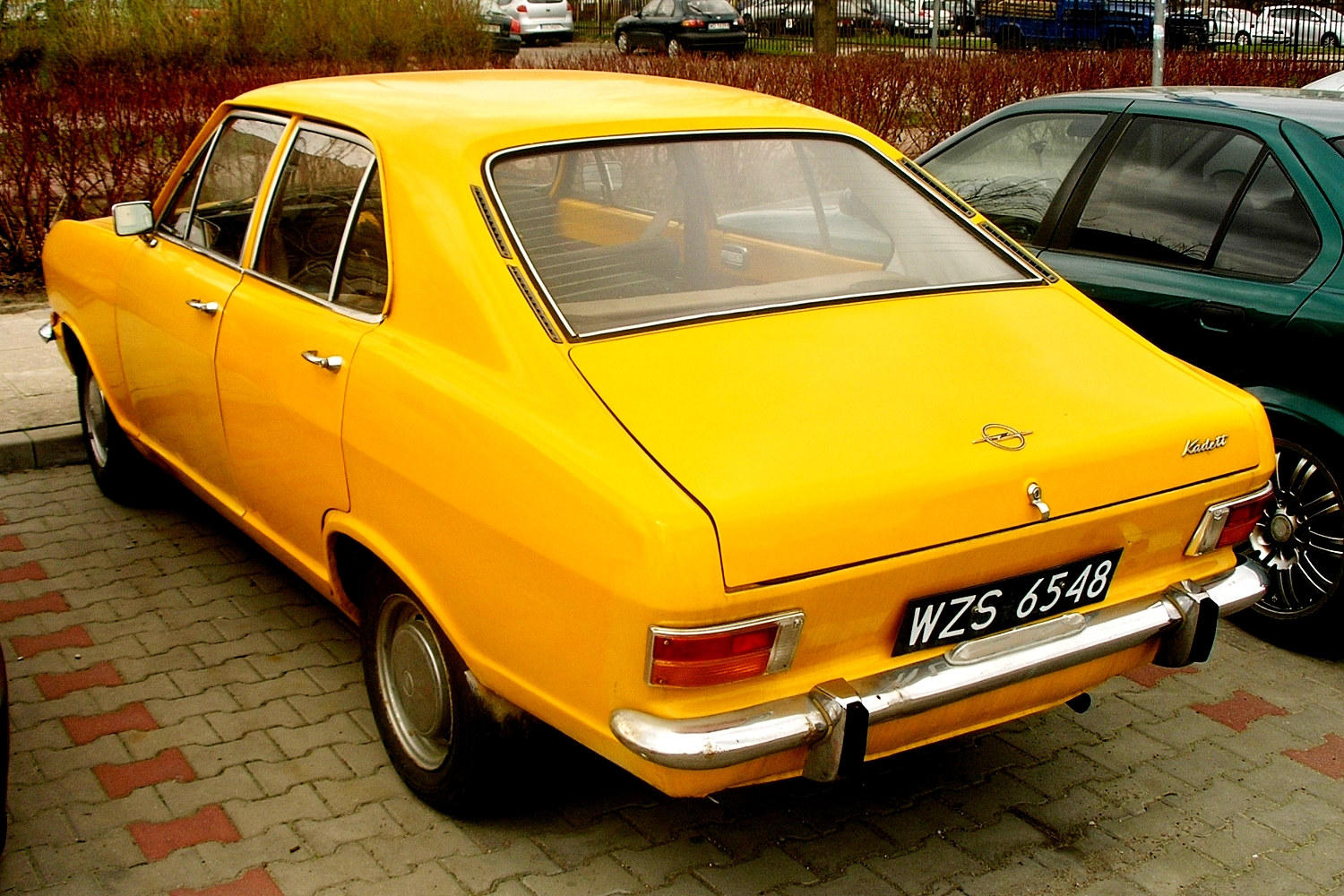 a photo for sunday 1965 1973 opel kadett driven to write. Black Bedroom Furniture Sets. Home Design Ideas