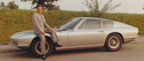 Peter Monteverdi and his 1967 375S: monteverdi.ch