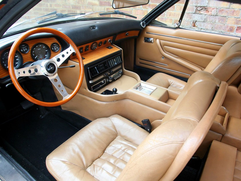 1967 Monteverdi 375S interior (I think it´s a 1967): wallppaperup.com