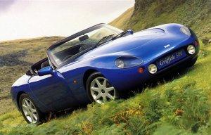 1992 TVR Griffith: autoevolution.com