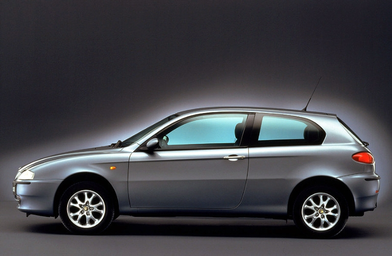 2000 Alfa Romeo 147: gochecks.org
