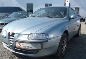 2001 Alfa Rome 147 in 1.6 litre guise. Yours for very little money: mobile.de