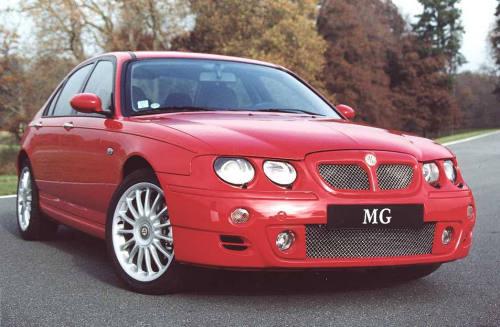 2001 MG ZT-190: automobiles-sportive.com