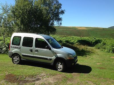 2003 Renault Kangoo Trekka 4x4: replicars.co.uk
