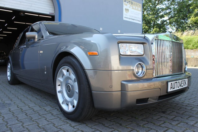 2004 Rolls Royce Phantom: mobile.de