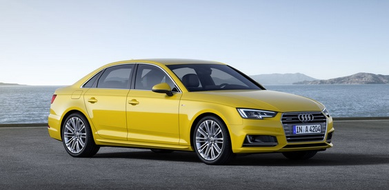 2016 Audi A4: Audi
