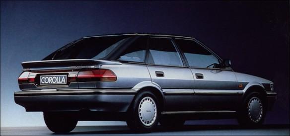 1987 Toyota Corolla Liftback GLi - image via toyotaoldies.de