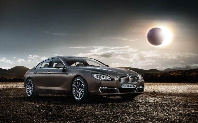 Eclipsed? BMW's Gran Coupe.