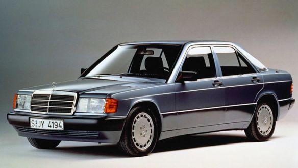 Mercedes W201. Image via carsguide.au