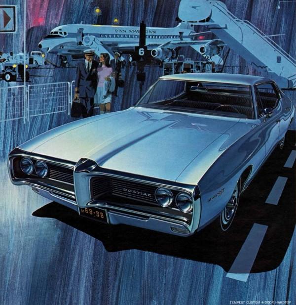 1968 Pontiac Prestige by Fitz and Van: kerbsideclassic.com